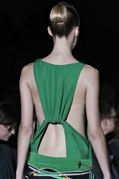 Gucci..great back detail