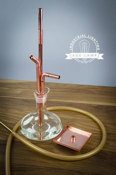 Copper Hookah
