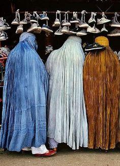 Photo by Steve McCurry. Afghanistan