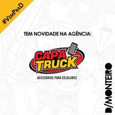 #CapaTruck agora é cliente #DMONTEIRO! #BemVindos #Welcome
