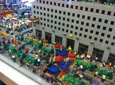 Lego Store @ Rockefeller Center