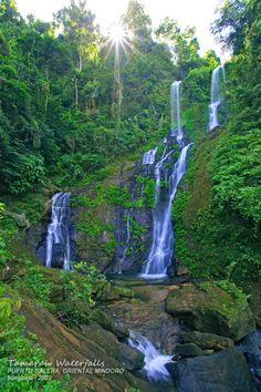 Tamarraw Falls  Puerto Galera, Oriental Mindoro