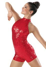 Sequin Halter Biketard - Balera - Product no longer available for purchase Dance Recital Costumes, Cute Dance Costumes, Jazz Costumes, Ballet Costumes, Dance Outfits, Dance Dresses, Prom Dresses, Dance Wear Solutions, Pullover Shirt