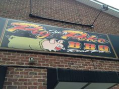 Pig In A Poke BBQ In Pikeville, KY.
