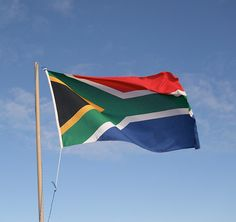 Paying homage to my land - South Africa