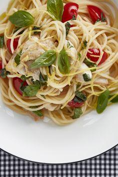 Rychlé recepty Zdeňka Pohlreicha | Panzani Spaghetti, Ethnic Recipes, Fit, Shape, Noodle