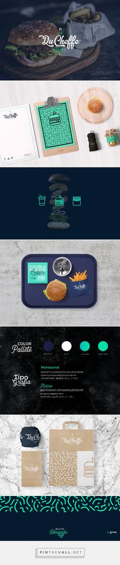 Du Cheffe Burger Grill - Brand