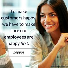 SO TRUE!  #quote #Zappos #business