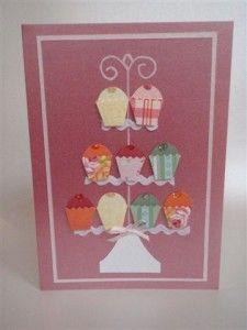 printed cupcake liners