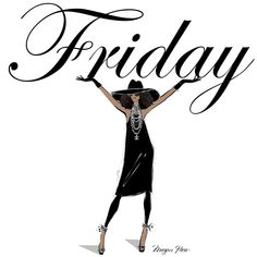 « HAPPY FRIDAY EVERYONE!! Xx »