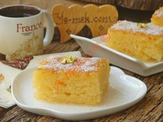 İrmikli Revani Tatlısı Resimli Tarifi - Yemek Tarifleri