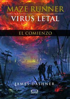 (#0.5- Virus Letal) El Corredor del Laberinto - James Dashner (Trilogía)