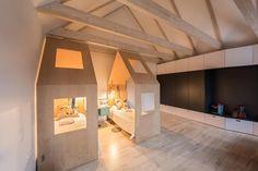 Fence House, maison contemporaine à Poznań en Pologne par mode:lina - Journal du Design