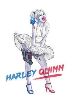 Harley Quinn Comic, Harley Quinn Cosplay, Joker And Harley Quinn, Harly Quinn Tattoo, Dc Comics, Harely Quinn, Joker Costume, Daddys Lil Monster, Batman Tattoo