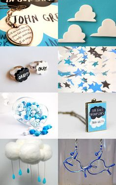 AMAZING. Made a treasury in honor of The Fault In Our Stars.    --Pinned with TreasuryPin.com