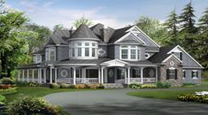 two story house plan with walkout basement | First Floor Plan Second Floor Plan