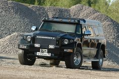 Dartz - ridiculous SUV for Russian oligarchs