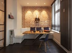Image result for brick wall interiors