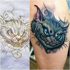 Cheshire Cat!