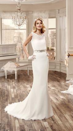 Nicole Spose 2016 Wedding Dress - Belle The Magazine