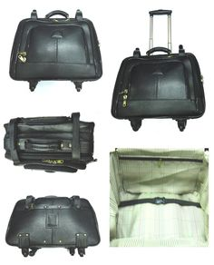 Product Title: Starco Leather Luggage Trolley Bag  Link1: http://mumbai.olx.in/starco-leather-luggage-trolley-bag-iid-666779424  Link2: http://mumbai.quikr.com/Starco-Leather-Luggage-Trolley-Bag-W0QQAdIdZ172867077