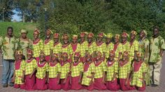 3rd Mwangaza Choir - 2007 Netherlands