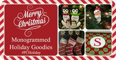 Personalized Gifts from Personal Creations: some of our favorite holiday decor #ad #PCHoliday
