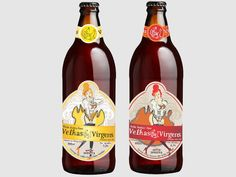 Cerveja da banda Velhas Virgens
