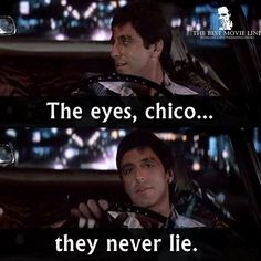 Al Pacino as Tony Montana in Scarface Narcos Quotes, Film Quotes, Scarface Quotes, Scarface Poster, Quotes Fitness, Ivana, Don Corleone, Gangster Quotes, Best Movie Lines
