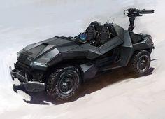Increibles Dibujos Sci -Fi.....Vehiculos....