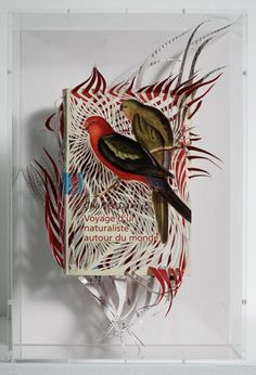 Georgia Russell – Book Artist #bookarts