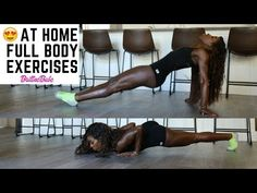 QUICK FAT BURNER   AT HOME FULL BODY WORKOUT!!! - YouTube