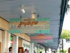 Popular Jimmy Buffett's Margaritaville on Duval Street, Key West FL