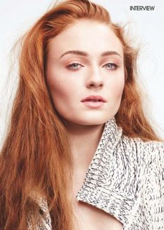 Sophie Turner - Marie Claire UK Magazine (May 2016)