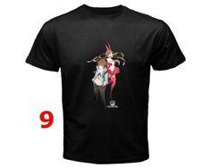 ANIME MANGA (9) Black Tshirt-025