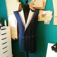 Maßanzug selber nähen - In 5 Tagen vom Schnittmuster zum fertigen Anzug