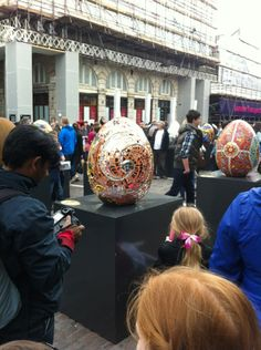 #BigEggHunt Covent Garden