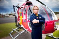 Show de acrobacia com Helicóptero - Chuck Aaron