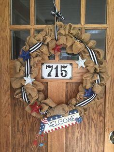 The Brick Bungalow: {Front Door} Welcome!