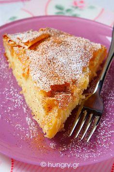 Kitchen Stories: Galatopita: Greek Milk Pie