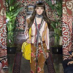Roberto Cavalli Milan Spring/Summer 2017 Ready-To-Wear Collection | British Vogue