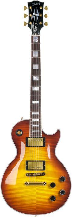 Les Paul Custom Figured Spécial For Guitarshop