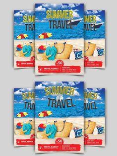 Trave Flyer Vol - 06. Brochure Infographic
