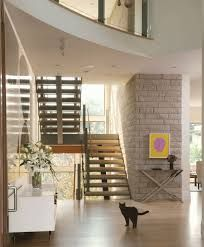 Gorgeous Contemporary Staircase Ideas Architecture Contemporary Two for Brilliant modern staircase designs for homes - Home Interior Design Interior Staircase, Wood Staircase, Staircase Design, Staircase Ideas, Contemporary Stairs, Modern Stairs, Contemporary Architecture, Best Interior Design Websites, White Brick Walls