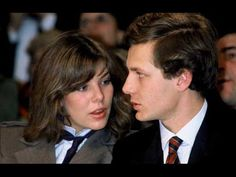 Princess Caroline and her Late Husband Stefano Casiraghi