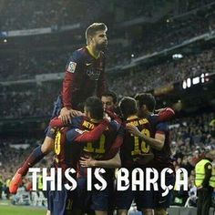THIS....IS...BARCA!!!!