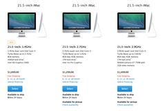 SMART TECHNOLOGIES: Apple releases new cheaper iMac with low-end proce...