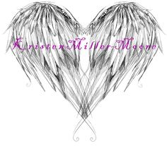 angel wing tattoo design by ~KristenMM on deviantART      OMG LOVE THIS   might even work with my back tattoo