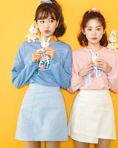 icecream12 Kfashion Blog - Korean Fashion - Seasonal fashion