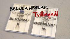 BERNINA Webinar: Tvillingnål - YouTube